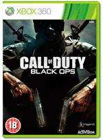 Call of Duty: Black Ops (Xbox 360) (Pre-owned) - £22.99 @ Game
