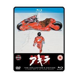 Akira Steelbook (Blu-ray + DVD) - £14.39 (with code) @ Sainsburys Entertainment