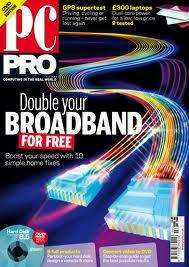 Free Copy of PC Pro (Phone call required)
