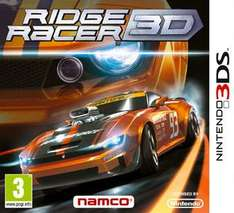 Ridge Racer 3D (3DS) - £19.95 @ The Game Collection