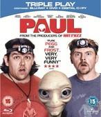 Paul - Triple Play (Blu-ray + DVD + Digital Copy) - £12.79 (using code) @ Sainsburys Entertaiment