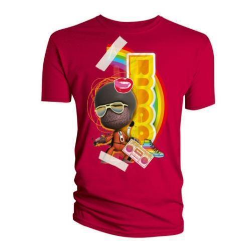 Little Big Planet / Men's / Bingo (Red - T-Shirt) - £4.99 @ Amazon