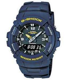 Casio G-Shock Gents Combi Watch - £29.99 Delivered @ eBay Argos Outlet