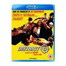 District 13 Blu-ray for £5.00 at Play.com