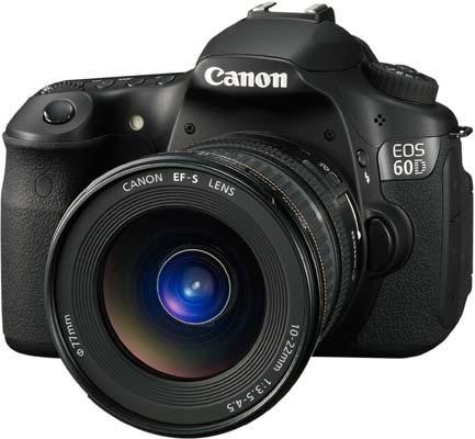 Canon EOS 60D + EF-S 18-135 IS £917.99 @ Bestbuy