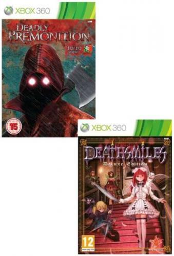 Deathsmiles: Deluxe Edition + Deadly Premonition Bundle (Xbox 360) - £17.99 + £1.99 Delivery @ Sendit