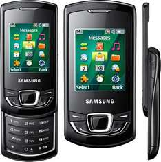 samsung monte slide payg t-mobile £11.99 + £10 top-up & £10 quidco