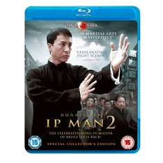 Ip Man 2 (Special Collector's Edition) [Blu-ray] - £7.99 Delivered @ Amazon