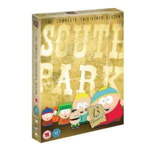 South Park Season 13 3 Disc DVD Set. £8.65 @ Amazon
