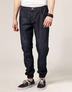 Slim Fit Jeans with Cuff @ Asos £12.00 Delivered + many other styles