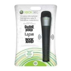 Xbox 360 Wireless Microphone - Now £6.99 Delivered @ eBay Zavvi Outlet