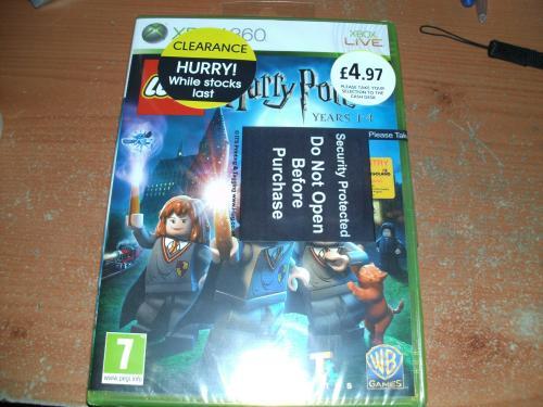 Lego Harry Potter: Years 1-4 (Xbox 360) - £4.97 @ PC World