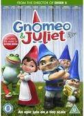 Gnomeo & Juliet (pre-order) DVD £7.99/blu ray £11.99 (with code) delivered @ Sainsburys Entertainment