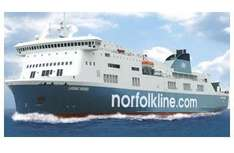 Dover-Dunkerque ferry day trip £19 return @ Directferries.co.uk