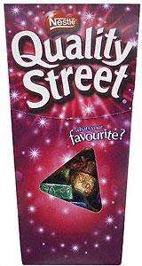 Nestle Quality street 400g for £1 @ Asda's (Roehampton)