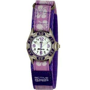 Ravel Girl's Velcro Watch £5.99 delivered @ Amazon