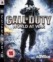 Call of duty: World at War (Used PS3) - £1.99 @ Argos