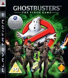Ghostbusters (PS3) - £10.49 @ Amazon