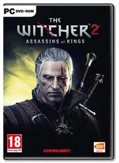 The Witcher 2 Premium Edition (PC) - £22.99 @ Morrisons