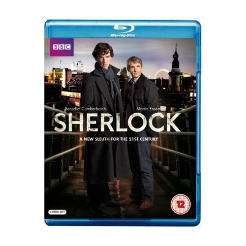 Sherlock [Blu-ray][Region Free] - £7.99 Delivered @ Amazon & HMV