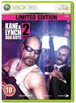 Kane & Lynch 2: Dog Days Limited Edition (Xbox 360) - £8 @ Asda (Instore)
