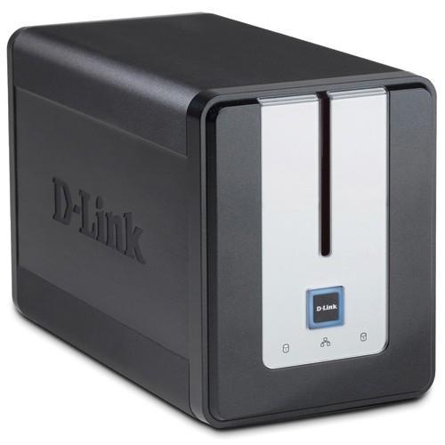 D-Link DNS-323 NAS, 2 Bay Network Storage Enclosure £59.99 delivered @ Kikatek