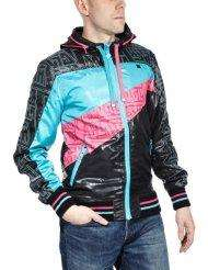Two Angle Bluo Black Straight Men's Jacket LRG/XLRG@Amazon £18.75
