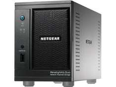NetGear ReadyNAS Duo (1x 1TB) + Further 1x1TB Free @ DABS