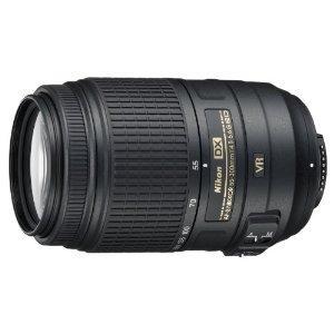 Nikon Nikkor 55-300mm VR DX G lens, only £237 @ Amazon