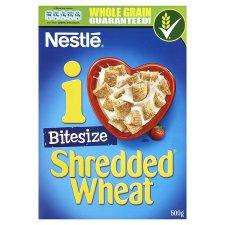 500g Bitesize Shredded Wheat £0.99 at Tesco