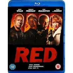RED Blu-Ray - £7.79 @ Amazon UK + HMV