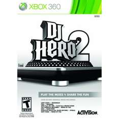DJ Hero 2 (Solus) PS3 & XBOX 360 (Free P&P) £7 @ ASDA DIRECT