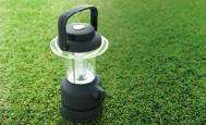 12 LED battery-powered lantern, Aldi instore, £2.99 including batteries