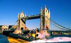 Thames RIB Speed Boat Experience (50 mins) - Less Than Half Price (+ 20% Quidco)