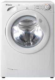 Slim Candy GOFS262 Washing Machine White - online, free delivery £179 @ jual domestics
