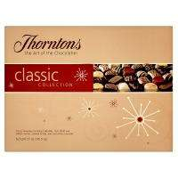 Thorntons Classic Collection 621g now half price  £6 @ Tesco
