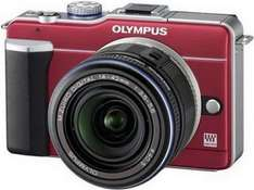 Olympus PEN E-PL1 Micro Four Thirds Digital Camera (Body Only) £199 @ SRS MicroSystems
