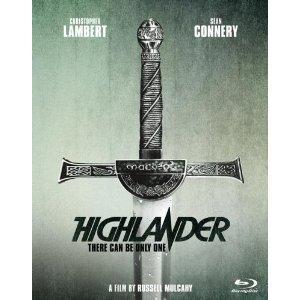 Highlander: Immortal Edition (Limited Edition Steelbook) [Blu-ray] - £8.93 @ Amazon