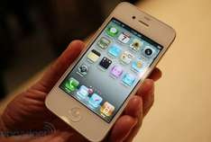 Amazing Price Apple Iphone 4 White at O2 Carphone Warehouse £384 R.R.P.£510 900 Minutes. Unlimited Texts and 1GB Internet Per Month.