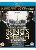 The Kings Speech on Blu Ray for £10.30 @ Sainsbury Entertainment. (With 20% off code)