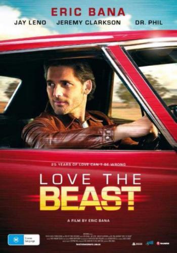 Love The Beast DVD at Poundland