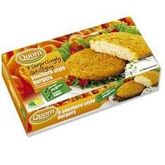 Quorn Southern Style Burgers (4 pack) £1 at Morrisons