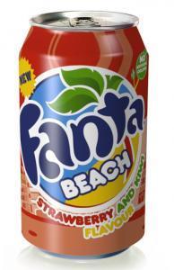 New Fanta Beach 2ltr bottle @ Morrisons - £1.00