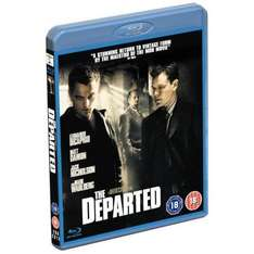 The Departed (Blu-ray)  - £5.99 Delivered @ HMV & Amazon