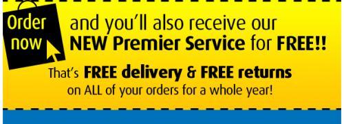MandM Premier Service Free For 1 Year