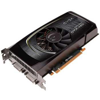 1GB EVGA NVIDIA GTX 460 SE Graphics Card @ Scan £112.15