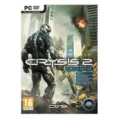 Crysis 2 Limited Edition (PC) - £12.99 Delivered @ play.com