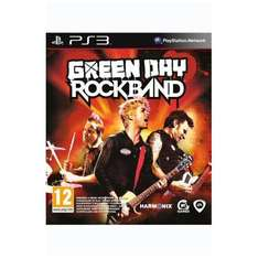 Rock Band: Green Day PS3 £7.99 @ play.com