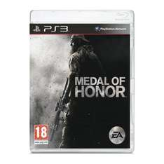 Medal Of Honor PS3 £12.99 @Play