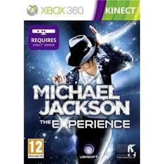 Michael Jackson: The Experience (Kinect Compatible) £24.99 @ play.com
